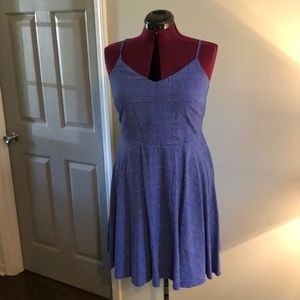 Gap fit and flare dress, never worn!